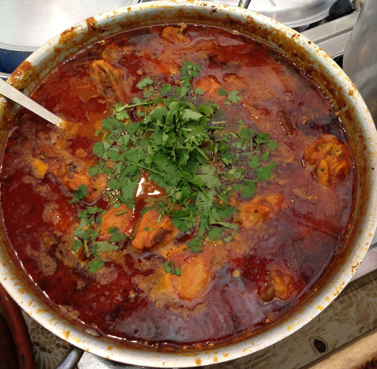 Recipe Chicken Wings Curry Royal Greenwich Curry Club